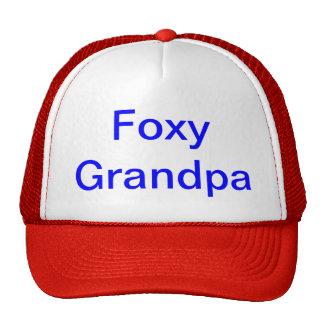 Extreme Foxy Grandpa Hat