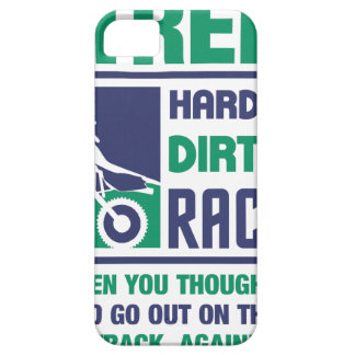 Extreme Hardcore Dirtbike Racing iPhone 5 Cover