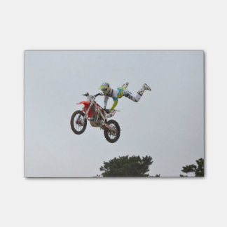 Extreme Motocross Post-it Notes