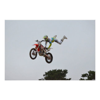 Extreme Motocross Poster