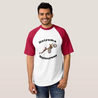 Extreme Motocross Sport Men's T-Shirt