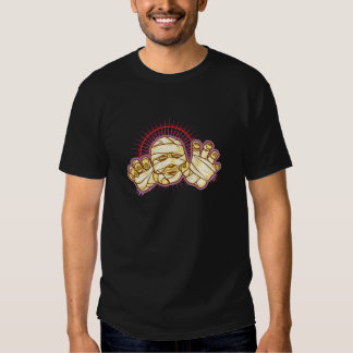 Extreme Mummy Monster Tee Shirts