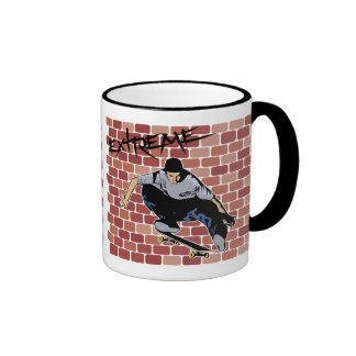 Extreme Skateboarding mug