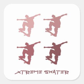 Extreme Skating Sticker