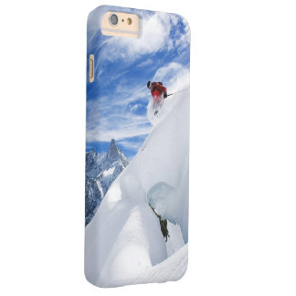 Extreme Ski Barely There iPhone 6 Plus Case