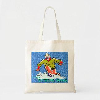 Extreme Skiing Bag