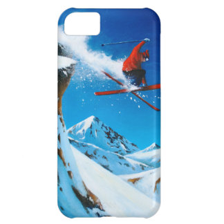 Extreme Skiing iPhone 5C Case