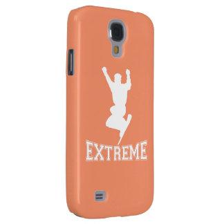 EXTREME Snowboard 2 (white) Galaxy S4 Case