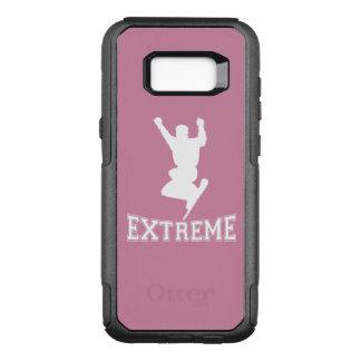 EXTREME Snowboard 2 (white) OtterBox Commuter Samsung Galaxy S8+ Case
