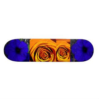 Extreme Sports Floral Skateboard Decks