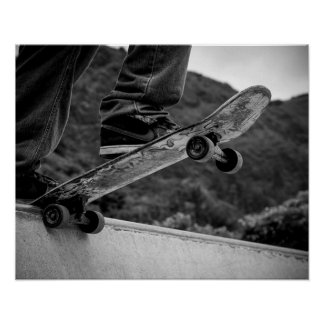 Extreme Sports Poster: Skateboard Poster