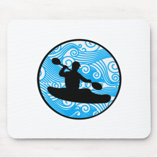 Extreme Wave Runner Mouse Pad