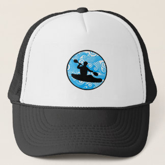 Extreme Wave Runner Trucker Hat
