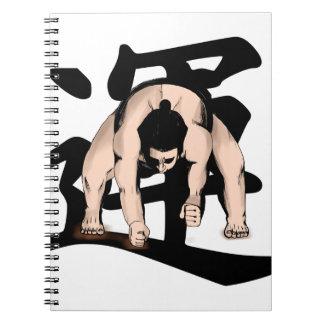 extreme-wrestling notebooks