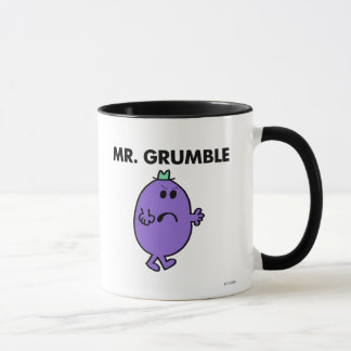 Extremely Unhappy Mr. Grumble