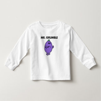 Extremely Unhappy Mr. Grumble Toddler T-Shirt