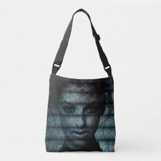 Extropianism Crossbody Bag