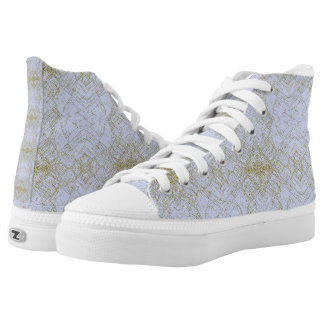 Extropix Celestial Pattern High Tops