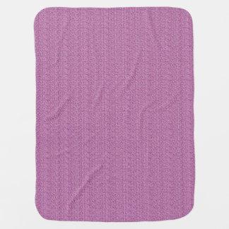 Extropix Pink Illusion Baby Blanket
