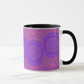 Extropix Purple organic Creation Mug