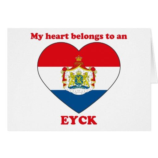 Eyck Card