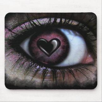 Eye <3 U Mousepad