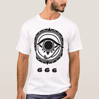 eye 666 T-Shirt