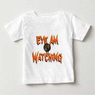 Eye Am Watching Halloween Monster T Shirt
