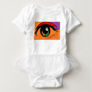 Eye Baby Bodysuit