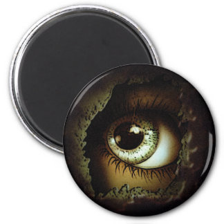 Eye Can See You 6 Cm Round Magnet