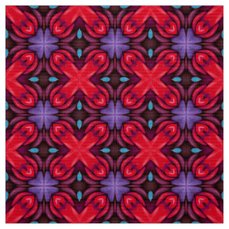Eye Candy Kaleidoscope  Fabric, 7 styles Fabric