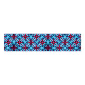 Eye Candy Kaleidoscope  Napkin Bands