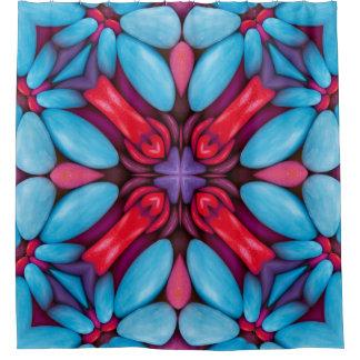 Eye Candy Pattern  Custom Shower Curtain