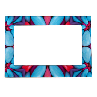 Eye Candy Pattern Magnetic Picture Frames