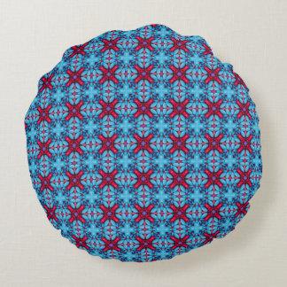 Eye Candy Pattern   Throw Pillows, 2 styles Round Cushion
