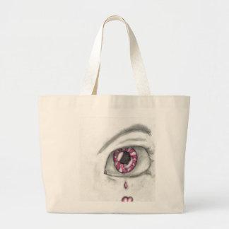eye candy jumbo tote bag