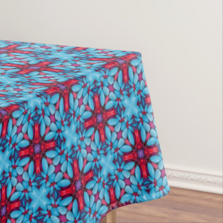 Eye Candy Vintage Kaleidoscope     Tablecloth