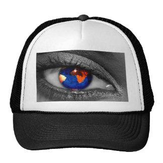 Eye Collection Cap