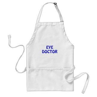 Eye Doctor Standard Apron