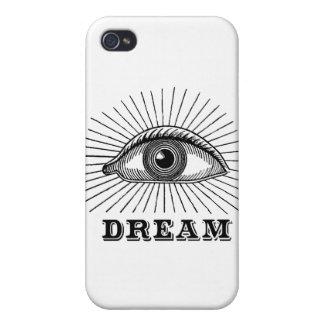 Eye Dream iPhone 4/4S Cases