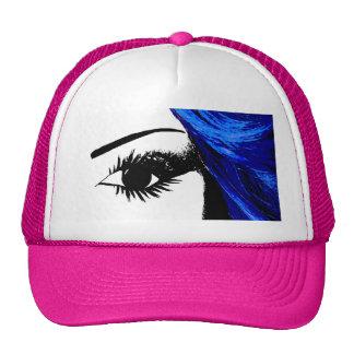 Eye for Fashion Hot Pink Cap