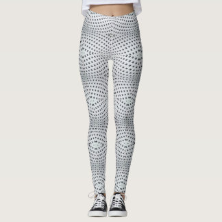 Eye Games Leggings