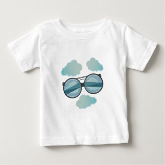 Eye Glasses Baby T-Shirt