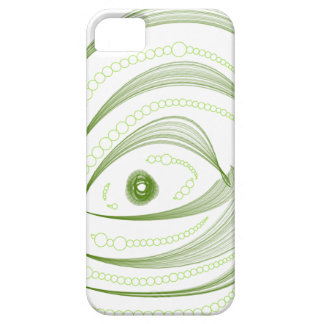 Eye green barely there iPhone 5 case