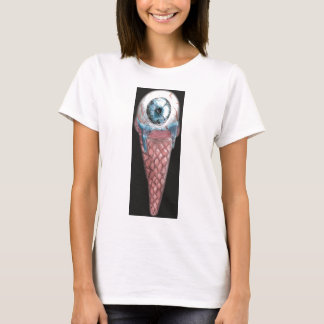 eye hoists cream T-Shirt
