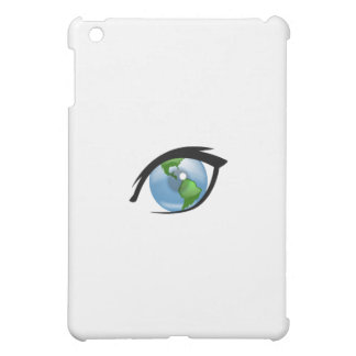 Eye image - Think big iPad Mini Covers