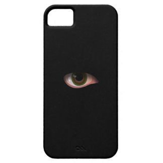 Eye in Black Case For The iPhone 5