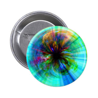 Eye in Orion 6 Cm Round Badge