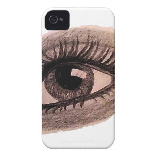 eye iPhone 4 Case-Mate case