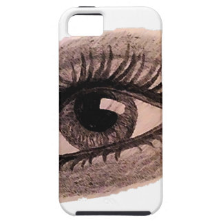 eye iPhone 5 cover